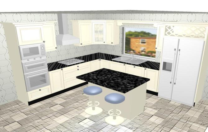 kitchen design 4m x 4m. kitchen design 2 4m x n